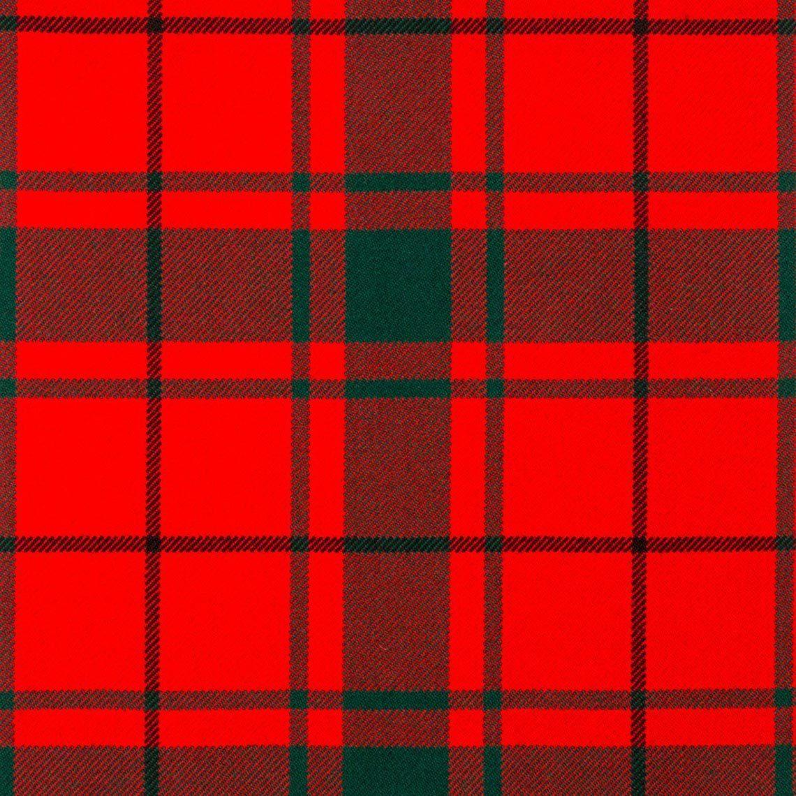 MacDonald of the Isles (Red Modern) Kilt