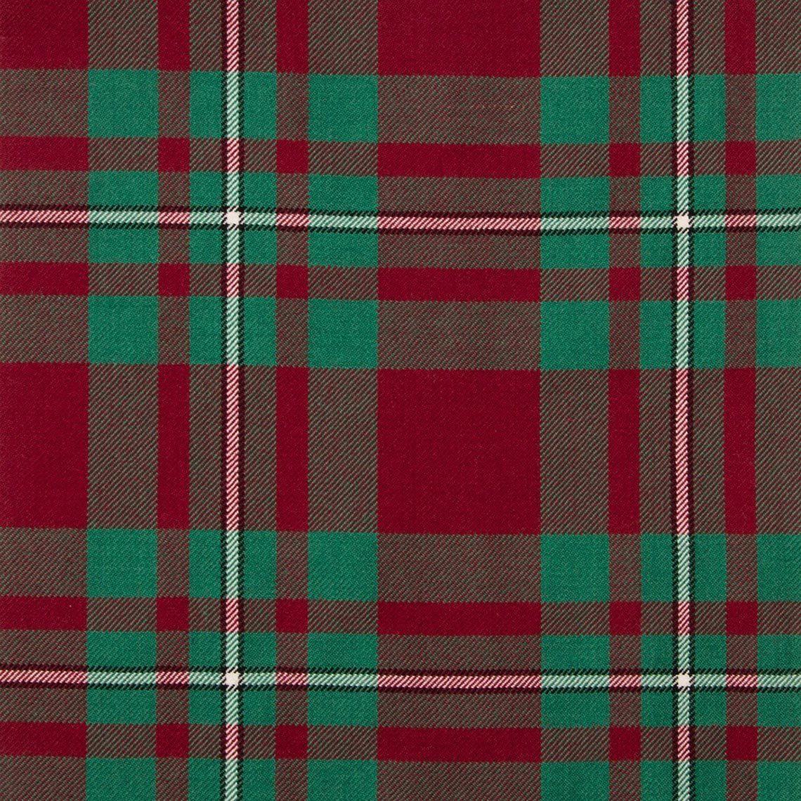 Mens Clan Tie Made in Scotland MacGregor Ancient Tartan