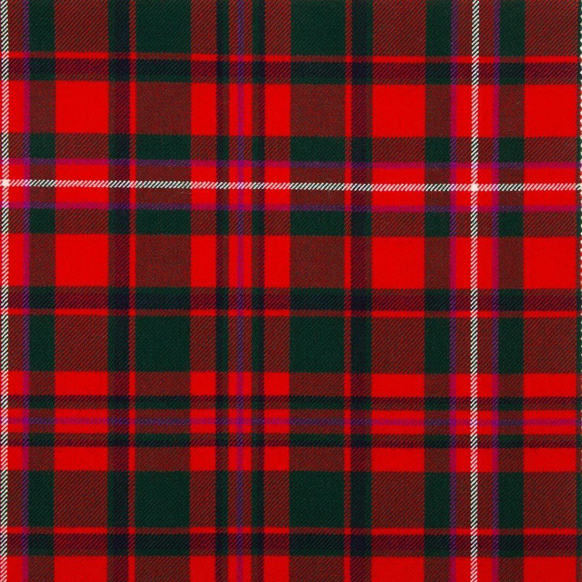 MacKinnon (Red Modern) Kilt