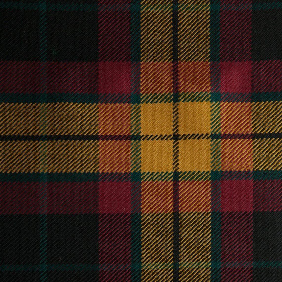 MacMillan Black (Red) Kilt