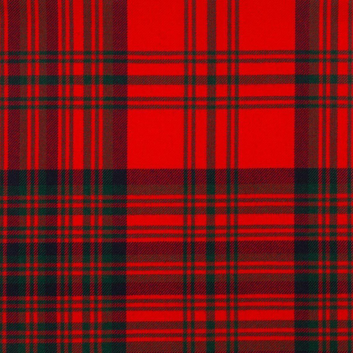 Matheson (Red Modern) Kilt