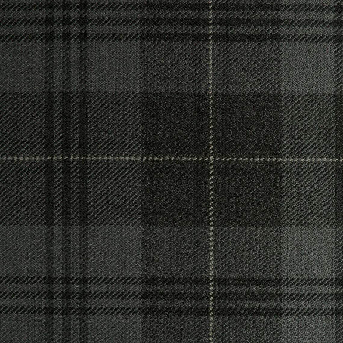 Mens Grey Granite Tartan Waistcoat 38-50